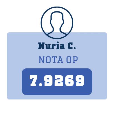 Nota Nuria C.