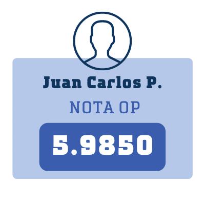 Nota Juan Carlos P.