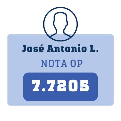 Nota José Antonio L
