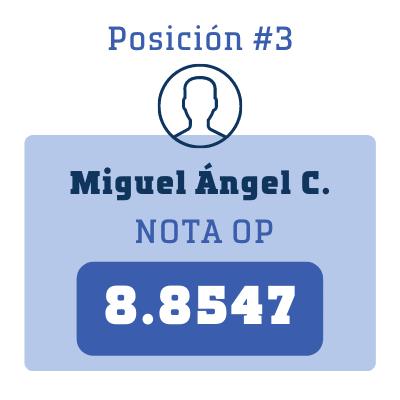 Nota Miguel Ángel C.