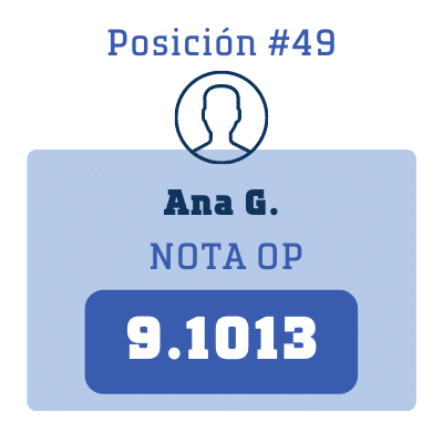 Nota Ana G.