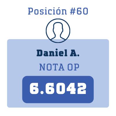 Nota Daniel A.