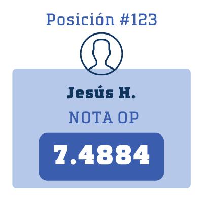 Nota Jesús H.