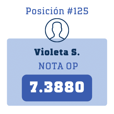 Nota Violeta S.