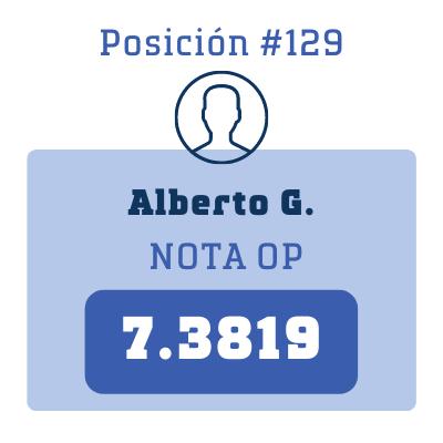 Nota Alberto G.