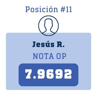 Nota Jesús R.