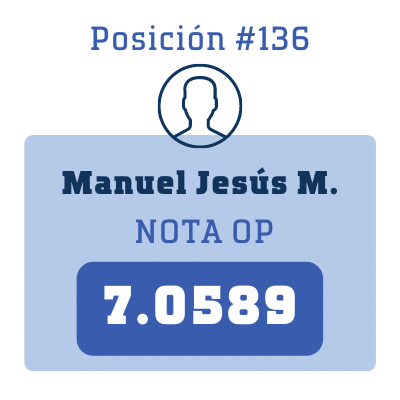 Nota Manuel Jesús M.