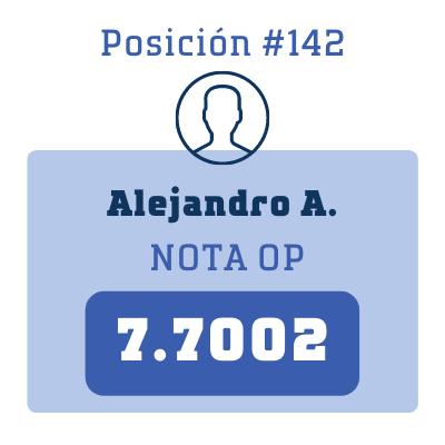 Nota Alejandro A.