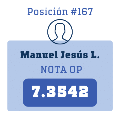 Nota Manuel Jesús L.