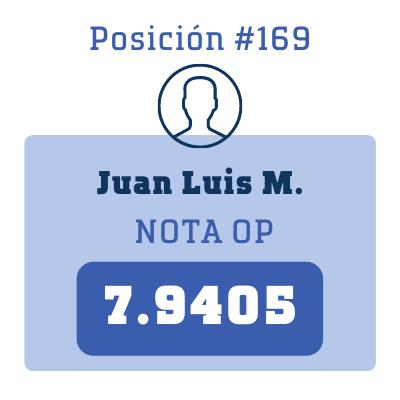Nota Juan Luis M.