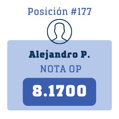 Nota Alejandro P.