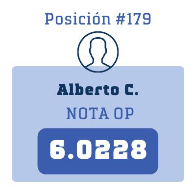 Nota Alberto C.