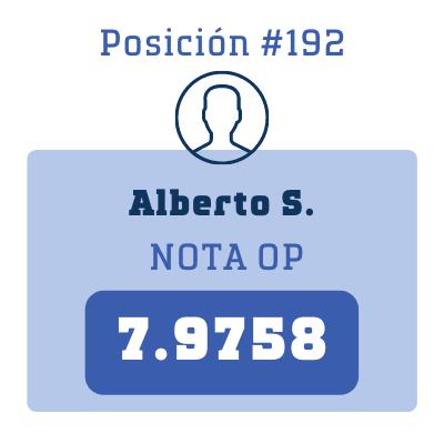 Nota Alberto S.