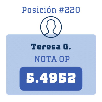 Nota Teresa G.