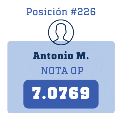 Nota Antonio M.