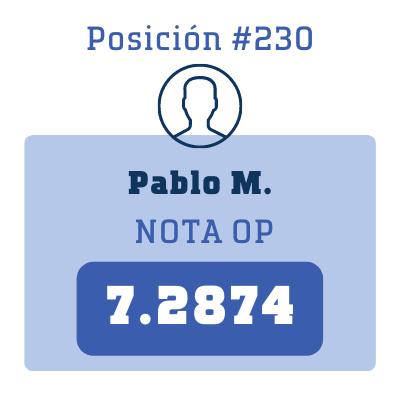 Nota Pablo M.