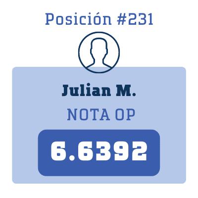 Nota Julian M.