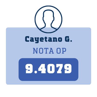 Cayetano G.