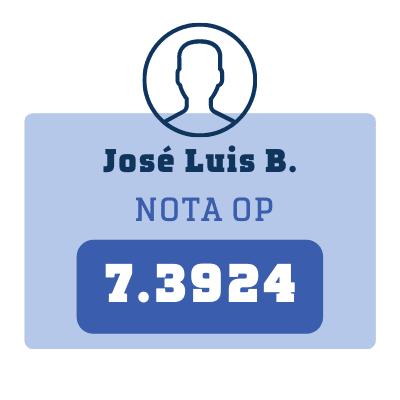 Nota José Luis B.