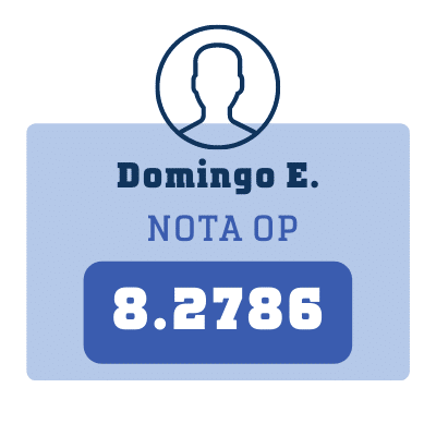 Nota Domingo E.