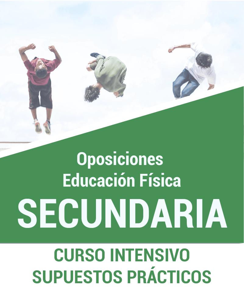 Oposiciones educacion fisica secundaria